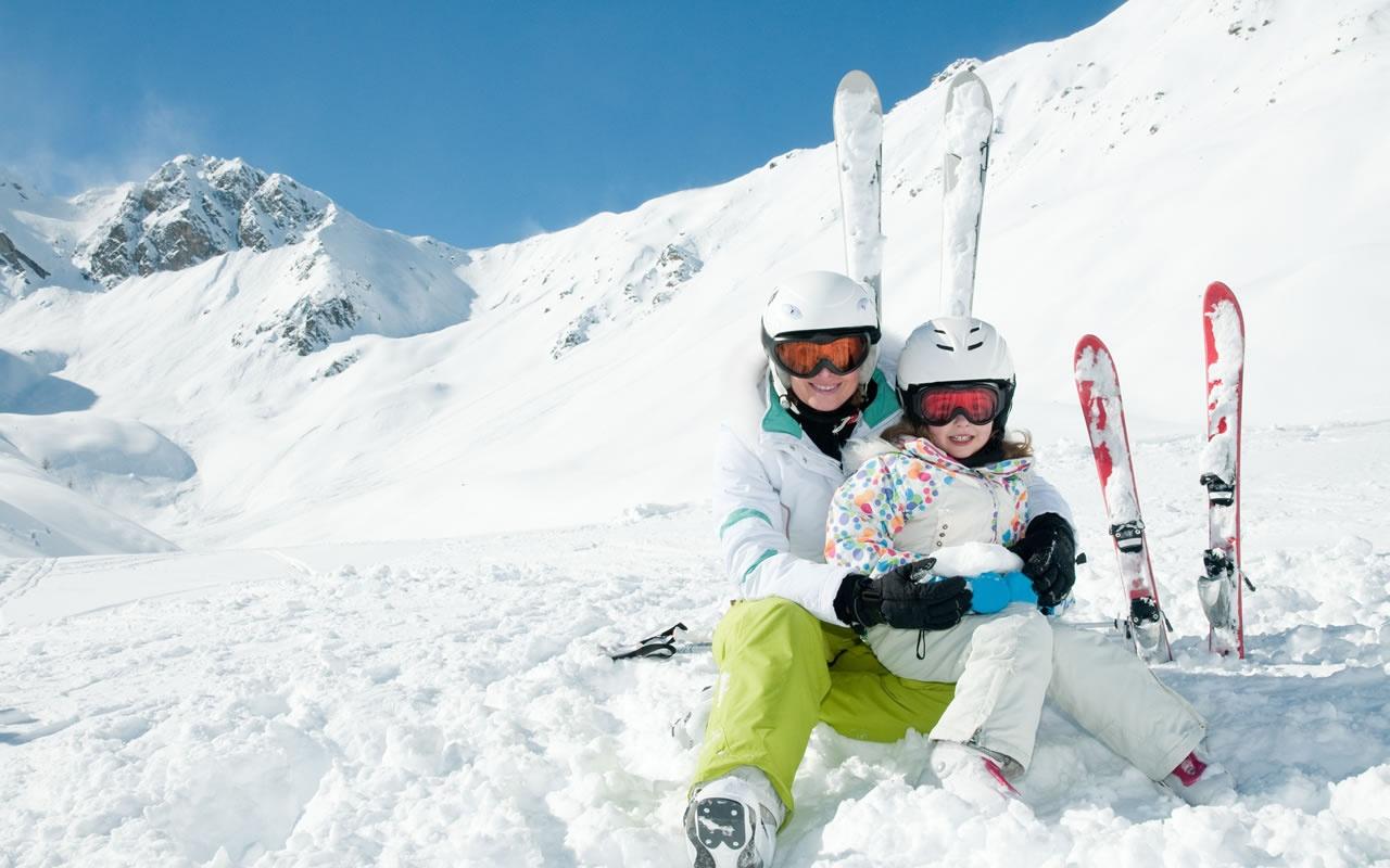 winterurlaub mit kindern österreich
